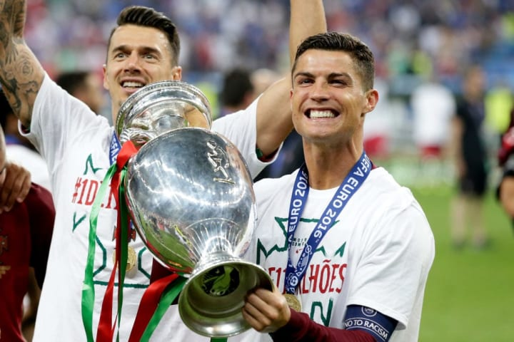 Cristiano Ronaldo, Jose Fonta