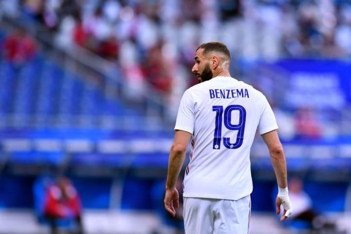Karim Benzama