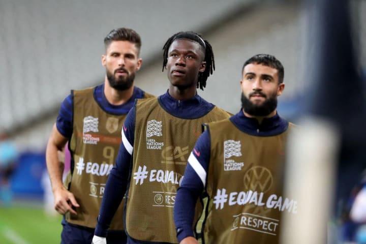 Camavinga is establishing himself on the international stage
