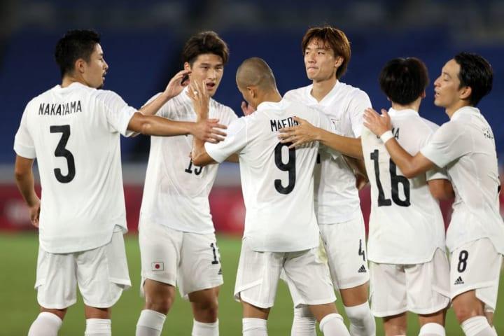 Daizen Maeda Kou Itakura Japão Nova Zelândia Palpite Futebol Masculino Olimpíadas