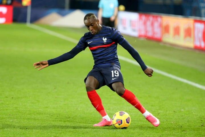 Moussa Diaby évolue actuellement avec les Espoirs.