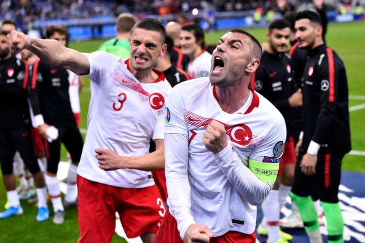 Turkey have considerable potential to do well against the odds