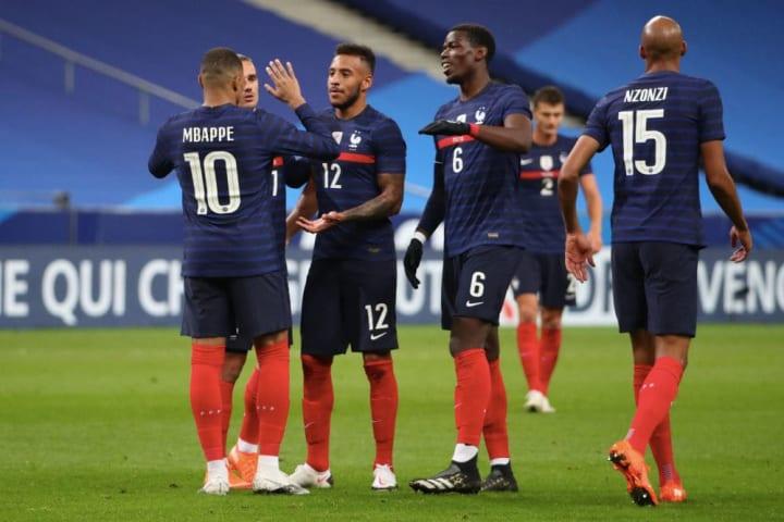 France v Ukraine - International Friendly