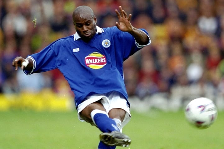 Frank Sinclair of Leicester City