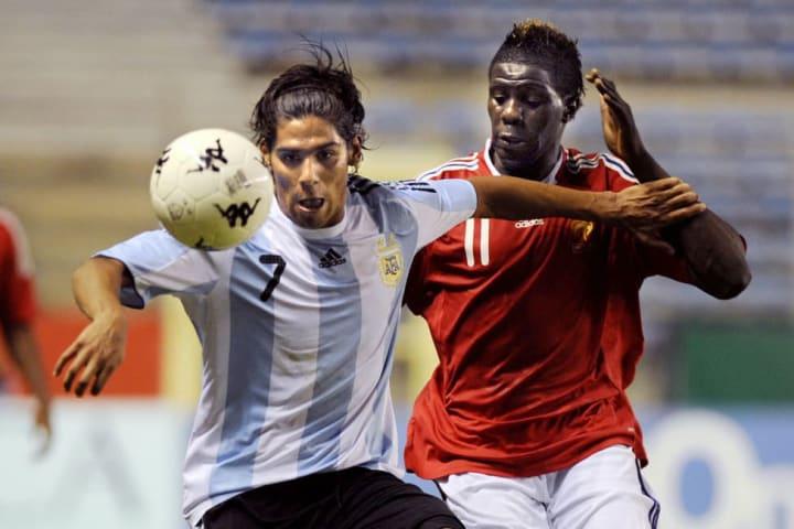 Franco Jara fue convocado por Diego Armando Maradona a la selección argentina para tres amistosos durante 2010: Costa Rica, Jamaica y Haití.