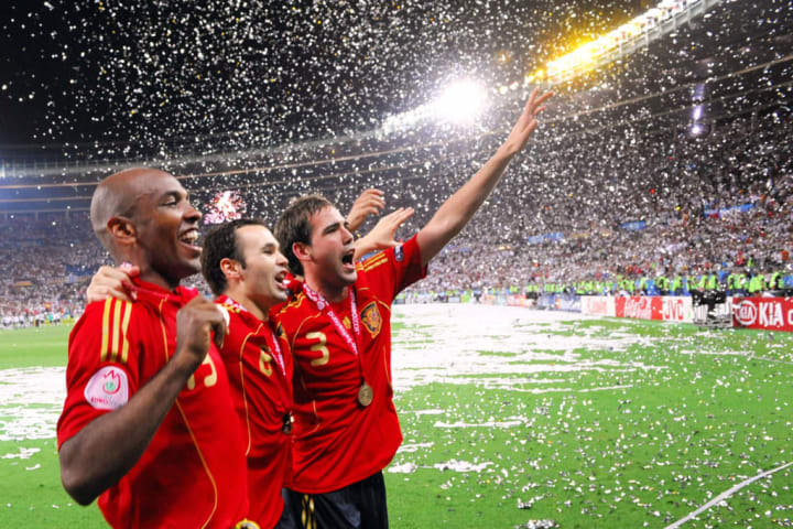 Spain were worthy winners of a memorable tournament