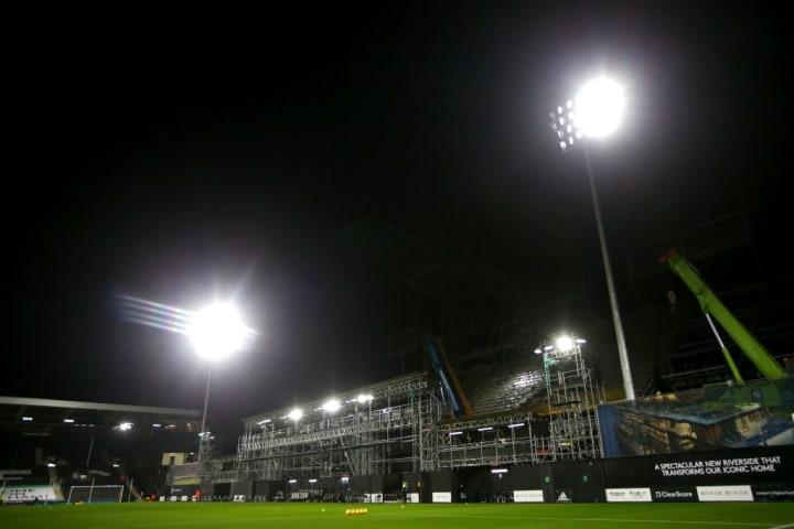 Fulham v Brighton & Hove Albion - Premier League