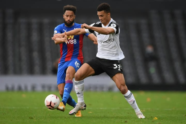 Andros Townsend, Antonee Robinson