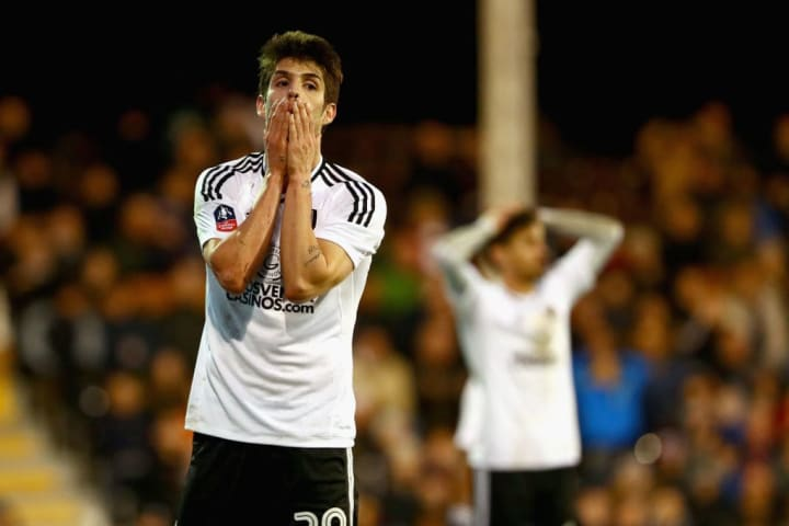 Piazon scored five league goals and laid on four assists in each of his two seasons at Fulham between 2016 and 2018