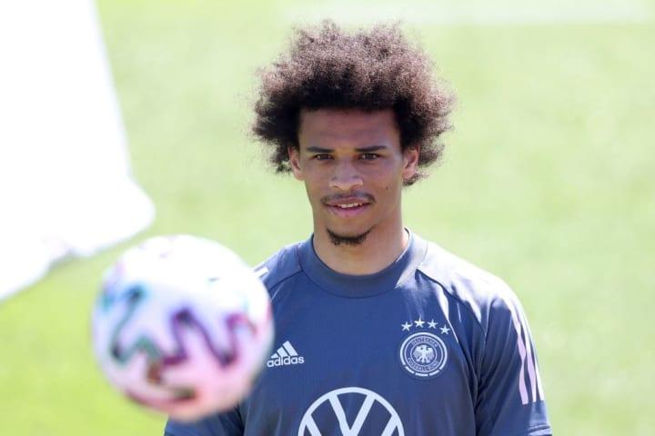 Leroy Sané Alemanha Portugal Sábado Eurocopa