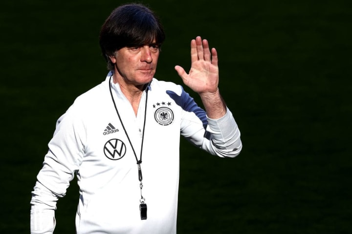 Joachim Low is stepping down as Germany coach in July