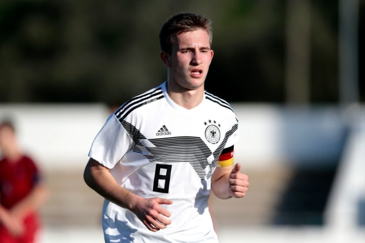 Germany U17 v Portugal U17 - Algarve U17 International Tournament