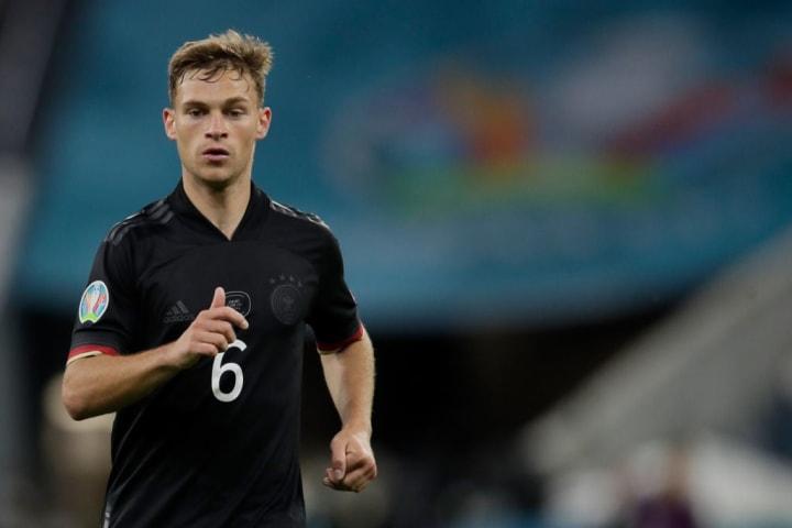 Joshua Kimmich Valor Mercado Bayern