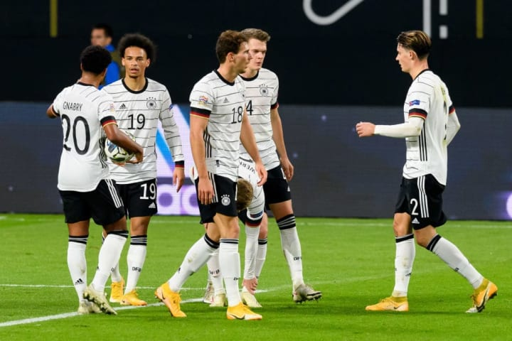 Germany have a squad of world class talent