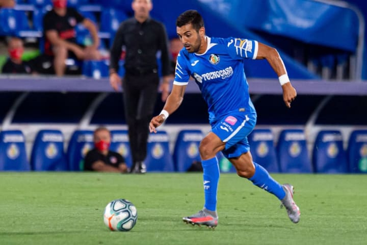 Ángel Rodríguez has helped Getafe defy expectations again this season
