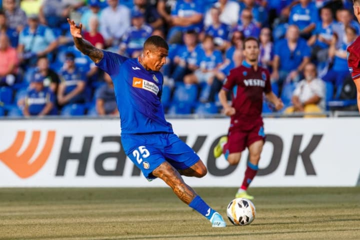 Getafe CF v Trabzonspor: Group C - UEFA Europa League