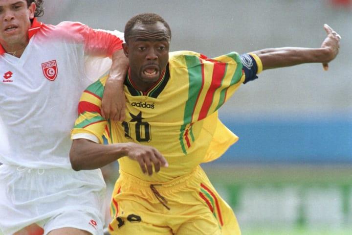 Ghana v Tunisia