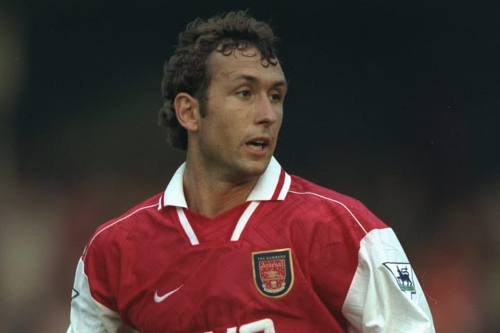 Gilles Grimandi was a valuable utility player