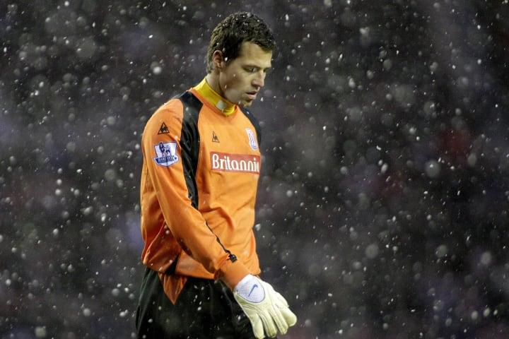 Sorensen made over 350 Premier League appearances