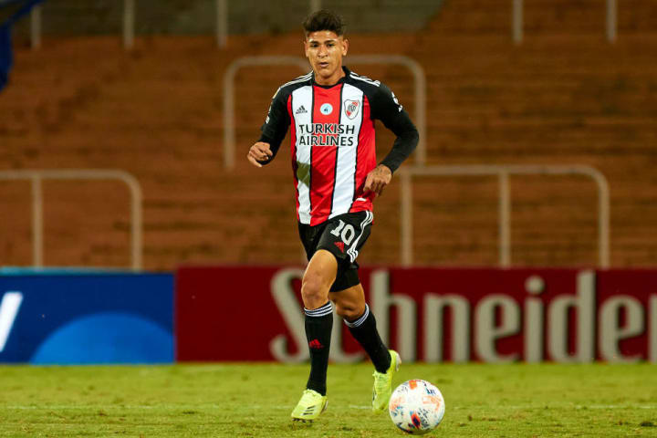 Godoy Cruz v River Plate - Copa de la Liga Profesional 2021