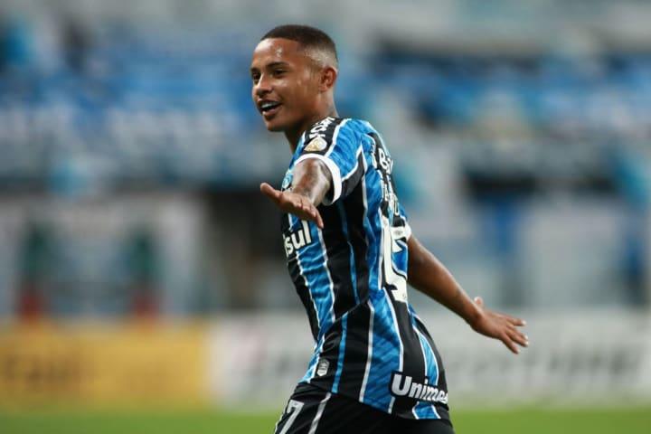 Guilherme Azevedo Grêmio Libertadores Del Valle Boletim Médico