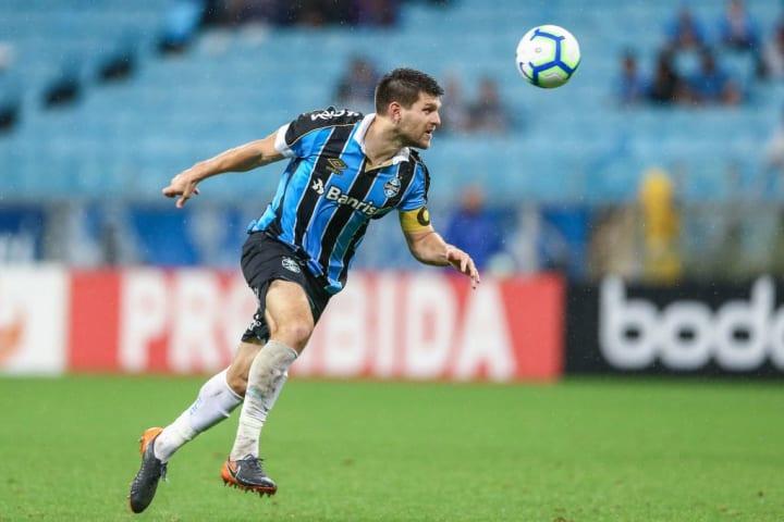 Walter Kannemann Grêmio Libertadores Virada Independiente del Valle