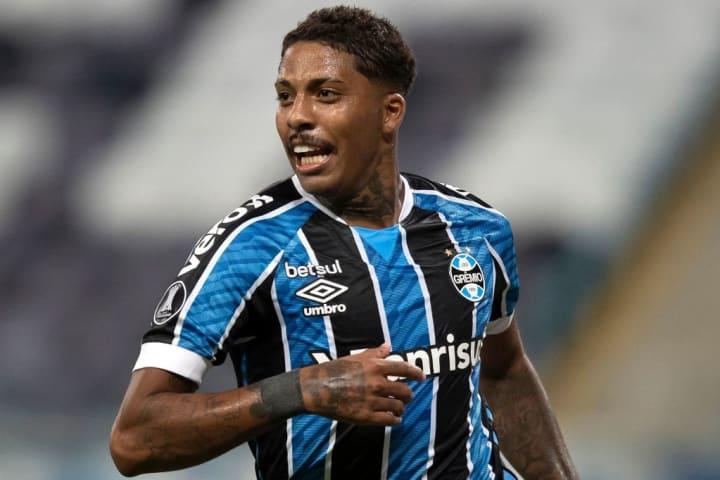 Jean Pyerre Grêmio LDU Sul-Americana