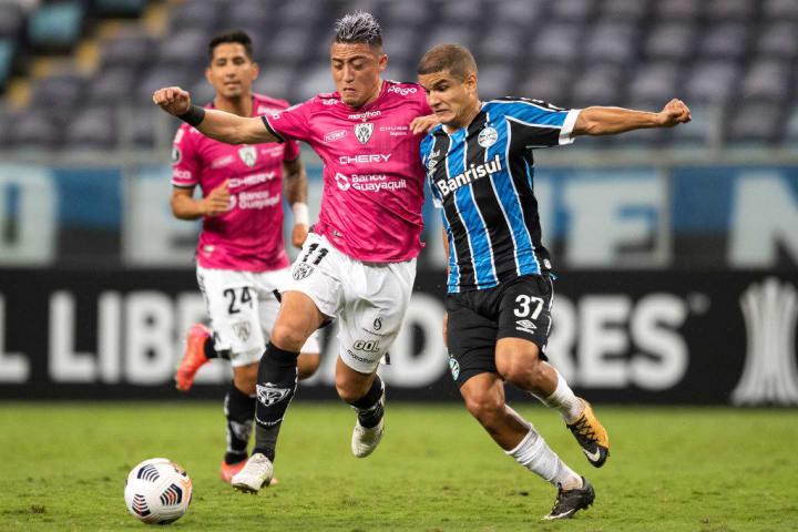 Grêmio Vexame Pré-Libertadores Del Valle
