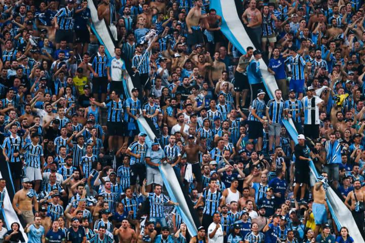Volta Público Série A Campeonato Brasileiro Liberação