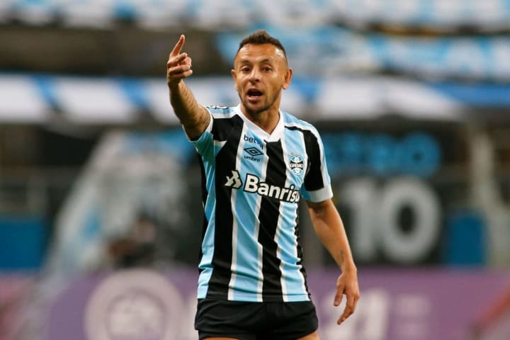 Rafinha Grêmio Santos Mano a Mano