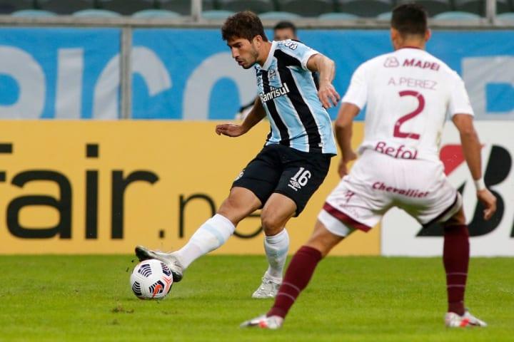 Lucas Silva Grêmio LU Oitavas Copa Sul-Americana