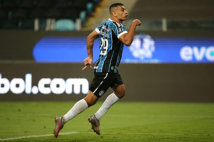 Diego Souza Grêmio Libertadores Destaque Gols Eliminação
