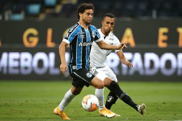 Lucas Braga Victor Ferraz Grêmio Contrato Rescisão