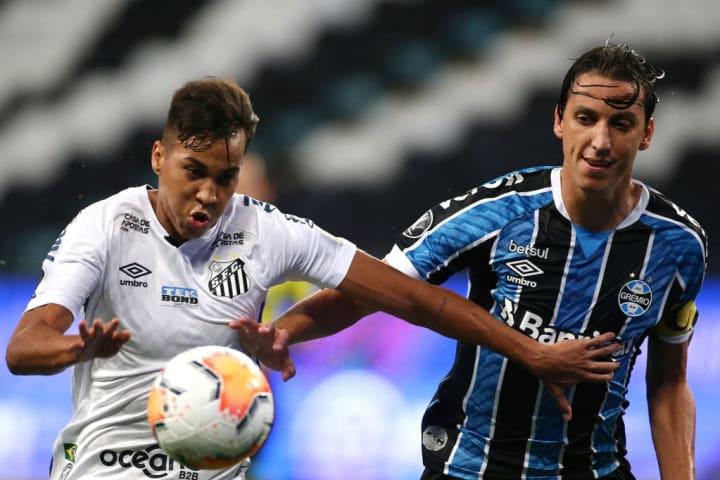 Geromel Grêmio Libertadores Del Valle Boletim Médico