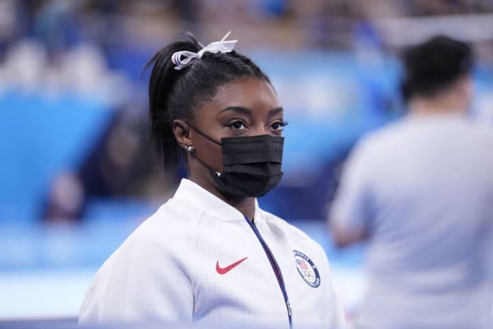 Simone Biles Olimpíadas Tóquio Ginástica Saúde Mental Depressão