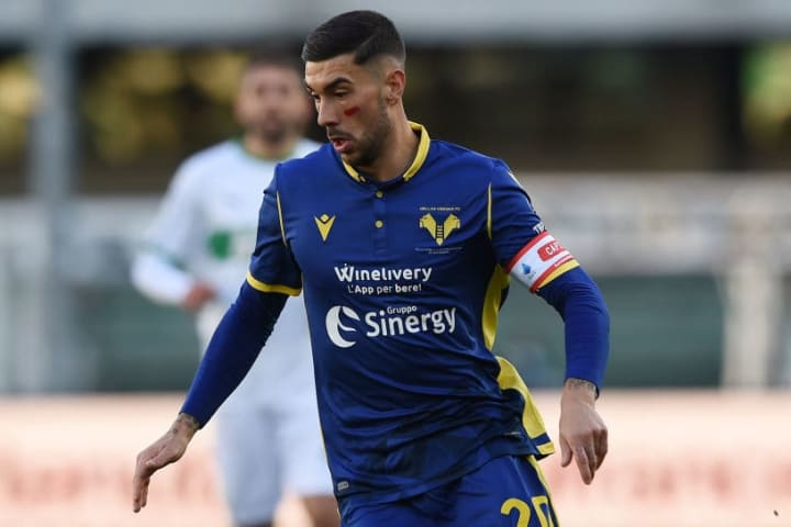 Verona have a number of sponsors