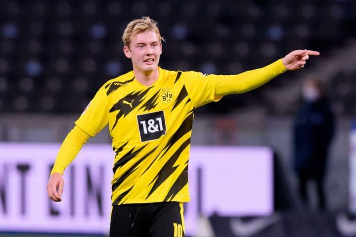 Julian Brandt (24) kam im Sommer 2019 von Leverkusen an den Borsigplatz