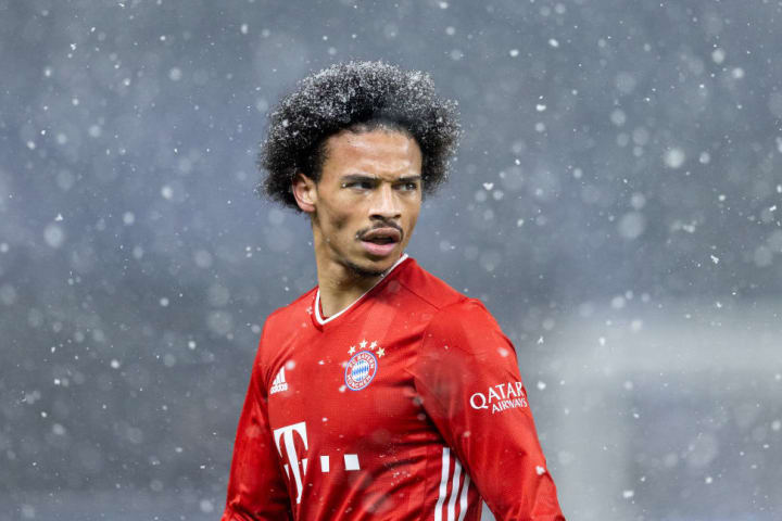 Die Roten got a very reasonable price for Leroy Sane in the summer