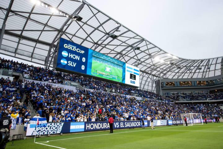 Honduras v El Salvador: Group C - 2019 CONCACAF Gold Cup