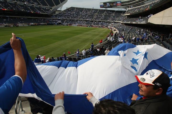 Honduras v United States FIFA 2010 World Cup Qualifier
