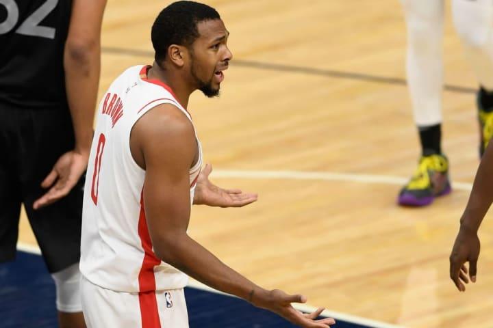 Sterling Brown, Houston Rockets