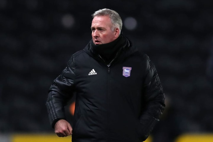 Lambert would reportedly be replaced by Paul Cook