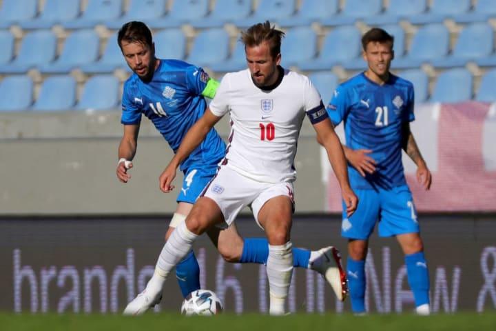 Iceland v England - UEFA Nations League