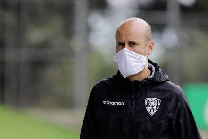 Miguel Angel Ramirez Palmeiras Técnico 2020