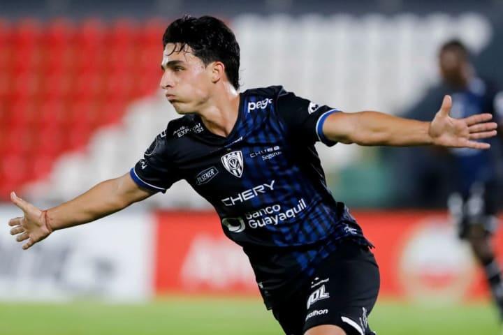 Lorenzo Faravelli Grêmio Del Valle Libertadores