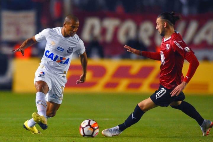 Santos Independiente Sul-Americana