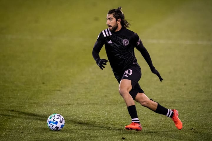 Rodolfo Pizarro is one of three DP tags at Inter Miami