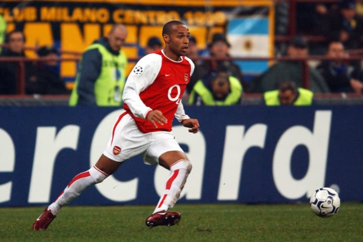 Thierry Henry, Marco Materazzi