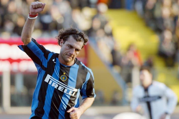 Christian Vieri, leyenda del Inter