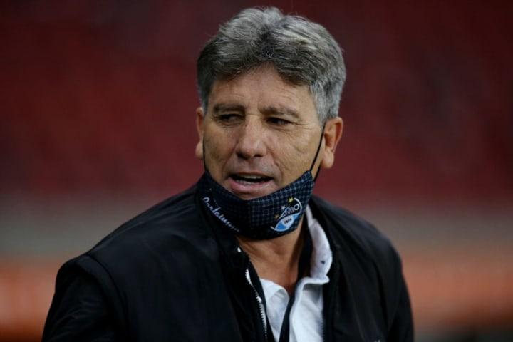 Renato Portaluppi Grêmio Tiago Nunes Gre-Nal Decisão Campeonato Gaúcho